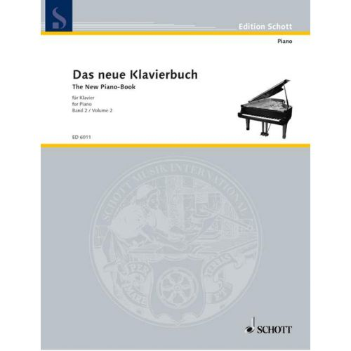 SCHOTT THE NEW PIANO BOOK BAND 2 - PIANO
