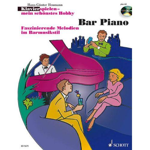 SCHOTT HEUMANN HANS GUNTER - BAR PIANO - PIANO