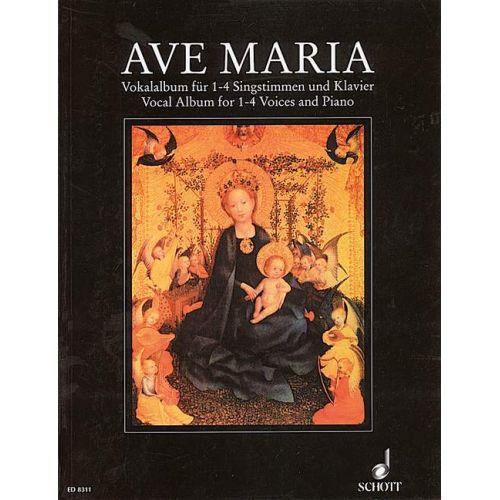 SCHOTT ABRAMOVA L.(Ed.) - AVE MARIA