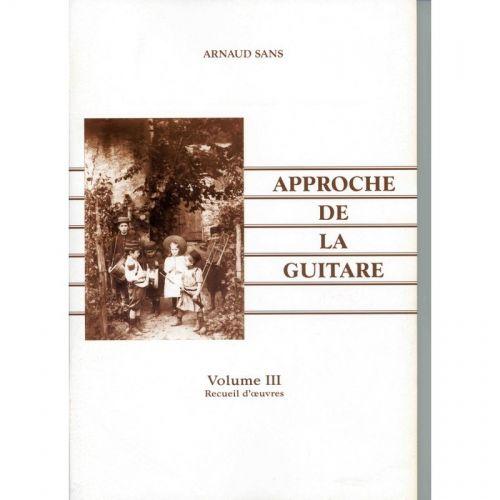 L'EMPREINTE MéLODIQUE SANS A. - APPROCHE DE LA GUITARE VOL.3