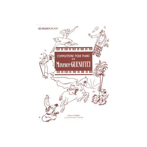 COMBRE GUENIFFEY MAXENCE - LE VEILLEUR DE NUIT - PIANO