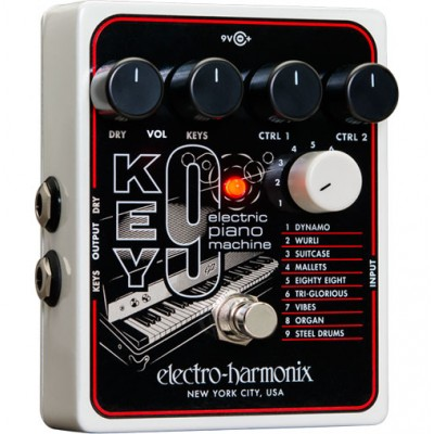 ELECTRO HARMONIX KEY9 ELECTRIC KEYBOARDS