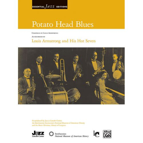 ALFRED PUBLISHING ARMSTRONG LOUIS - POTATO HEAD BLUES - JAZZ BAND