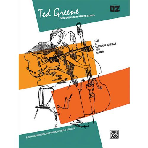 ALFRED PUBLISHING GREENE TED - MODERN CHORD PROGRESSIONS - GUITAR