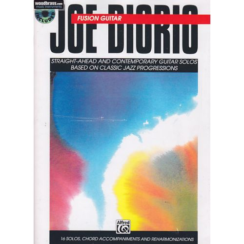 ALFRED PUBLISHING DIORIO JOE - FUSION GUITAR - GUITAR