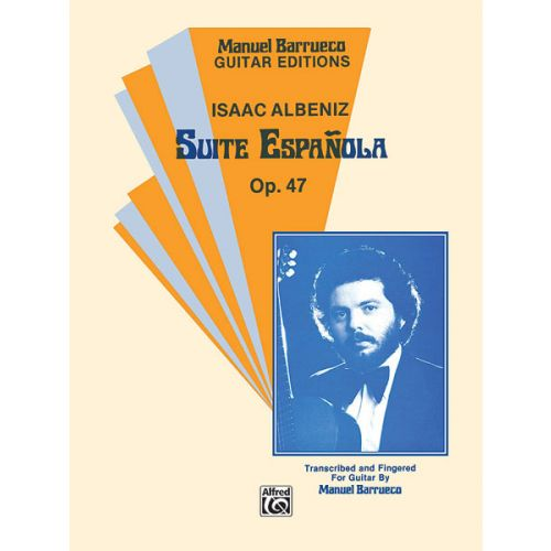 ALFRED PUBLISHING SUITE ESPANOLA OP47 - GUITAR