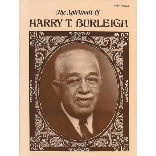ALFRED PUBLISHING SPIRITUALS OF HARRY T BURLEIGH - VOICE AND PIANO