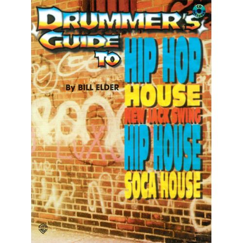 ALFRED PUBLISHING DRUMMER'S GUIDE TO HIP HOP + CD - DRUMS & PERCUSSION