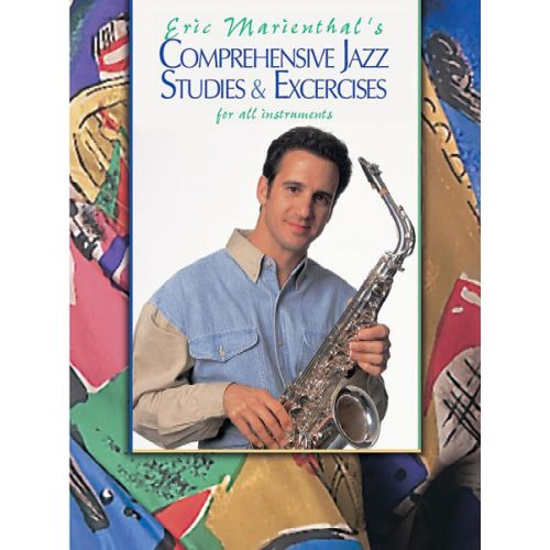 ALFRED PUBLISHING MARIENTHAL ERIC - COMPREHENSIVE JAZZ STUDIES - JAZZ BAND