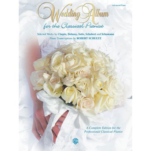 ALFRED PUBLISHING WEDDING ALBUM CLASSICAL PIANIST - PIANO SOLO