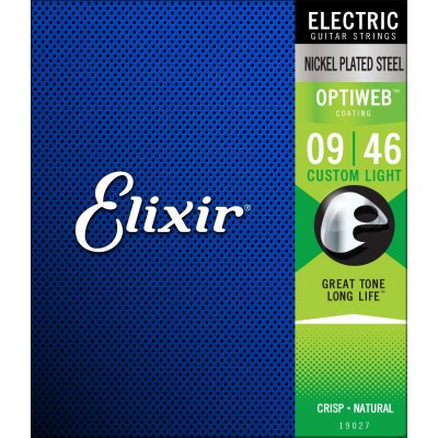 ELIXIR OPTIWEB CUSTOM LIGHT 09-11-16-26-36-46