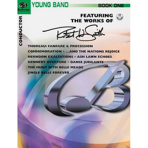 ALFRED PUBLISHING BELWIN YOUNG BAND BOOK 1 - SCORE