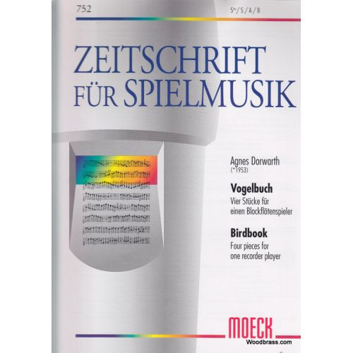 MOECK DORWARTH AGNES - VOGELBUCH