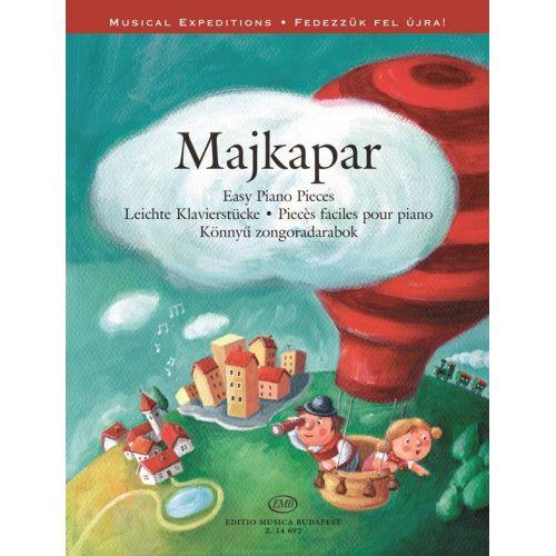EMB (EDITIO MUSICA BUDAPEST) MAIKAPAR S. - EASY PIANO PIECES