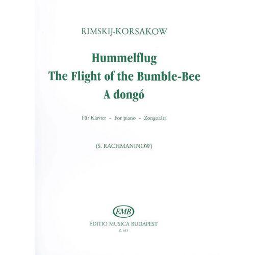EMB (EDITIO MUSICA BUDAPEST) RIMSKY KORSAKOV N. - FLIGHT OF THE BUMBLE BEE - PIANO