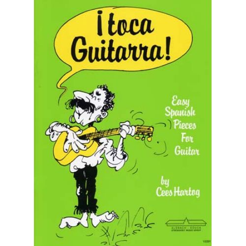 ALSBACH - EDUCA HARTOG C. - TOCA GUITARRA - EASY SPANISH PIECES - GUITAR