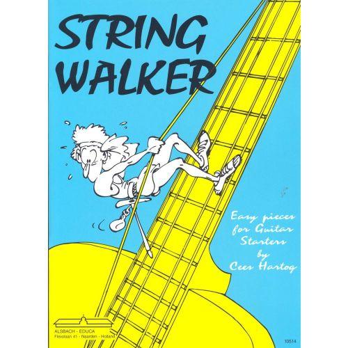 ALSBACH - EDUCA CEES HARTOG - STRING WALKER - GUITARE
