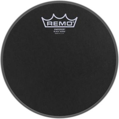 REMO BLACK SUEDE EMPEROR 8