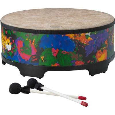 Tambourines - Drums - Bongos