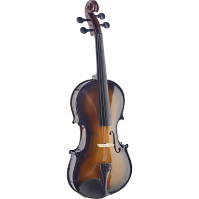 STAGG VN4/4-SB 4/4 SET VIOLON + ETUI STANDARD VN4/4-SB COULEUR SUNBURST