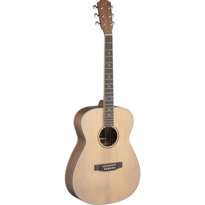 JN GUITARS ASY-A AUDIT AC.GT-SOLID SPRUCE/MAHO