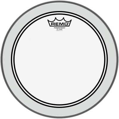 REMO P3-0312-BP - POWERSTROKE III 3 AMBASSADOR TRANSPARENTE 12