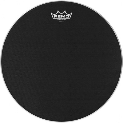 Drumvel voor tom tom of snaredrum 14""