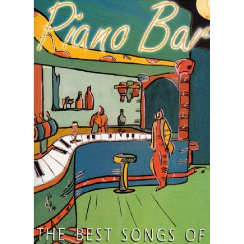 EMF BEST SONG OF PIANO BAR + CD
