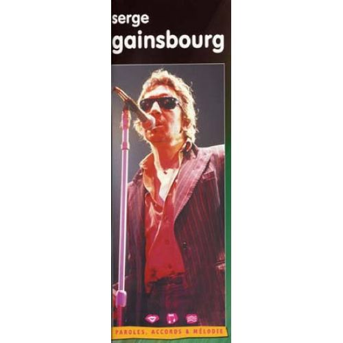 EMF GAINSBOURG S. - PAROLES ET ACCORDS