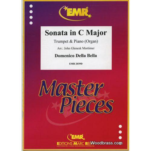 MARC REIFT DELLA BELLA DOMENICO - SONATA IN C MAJOR - TROMPETTE & PIANO