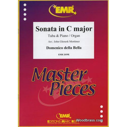 MARC REIFT DELLA BELLA DOMENICO - SONATA IN C MAJOR - TUBA & PIANO