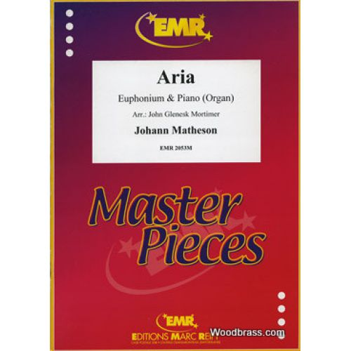 MARC REIFT MATHESON JOHANN - ARIA - EUPHONIUM & PIANO