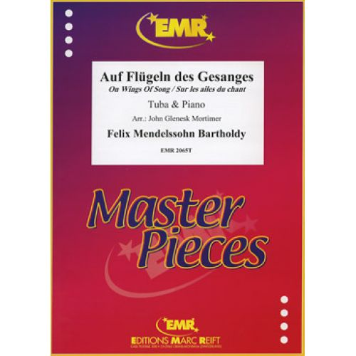 MARC REIFT MENDELSSOHN FELIX - AUF FLUGELN DES GESANGES - TUBA & PIANO