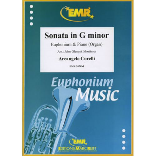 MARC REIFT CORELLI ARCANGELO - SONATA IN G MINOR - EUPHONIUM & PIANO