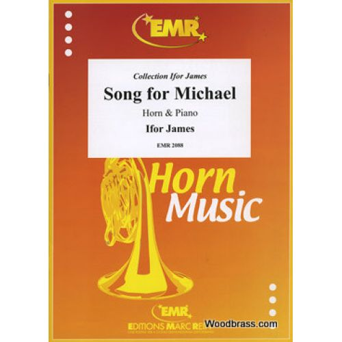 MARC REIFT IFOR JAMES - SONG FOR MICHAEL - HORN & PIANO