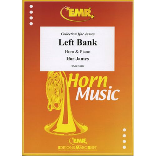 MARC REIFT JAMES IFOR - LEFT BANK - HORN & PIANO