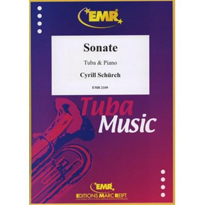 MARC REIFT SCHURCH CYRILL - SONATE - TUBA & PIANO