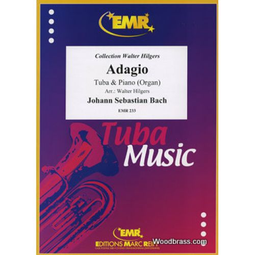 MARC REIFT BACH J.S. - ADAGIO - TUBA & PIANO