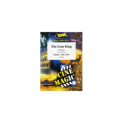 MARC REIFT THE LION KING - ORCHESTRE