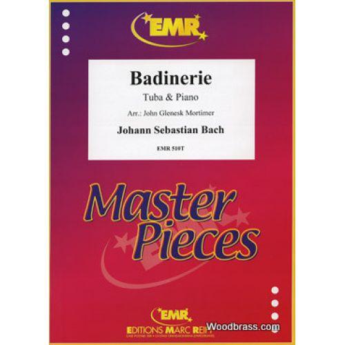 MARC REIFT BACH J.S. - BADINERIE - TUBA & PIANO