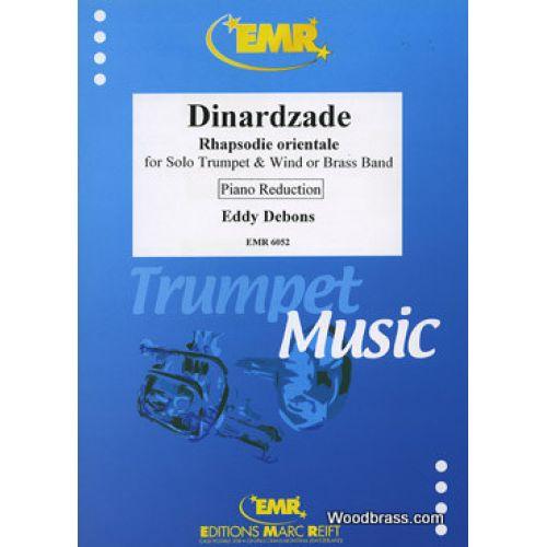 MARC REIFT DEBONS EDDY - DINARDZADE (RHAPSODIE ORIENTALE) - TRUMPET & PIANO