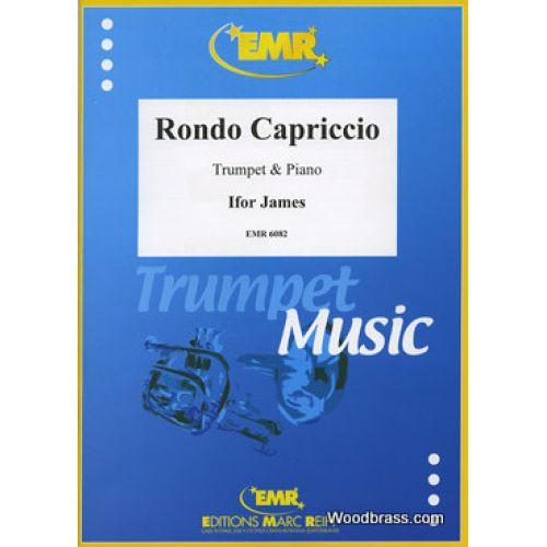 MARC REIFT JAMES IFOR - RONDO CAPRICCIO - TRUMPET & PIANO