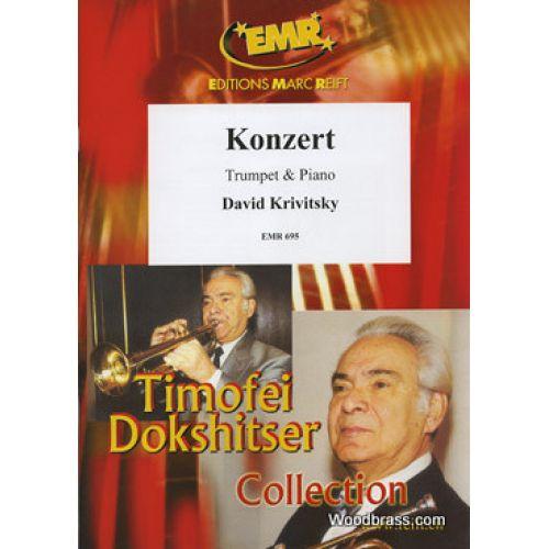 MARC REIFT KRIVITSKY DAVID - KONZERT - TRUMPET & PIANO