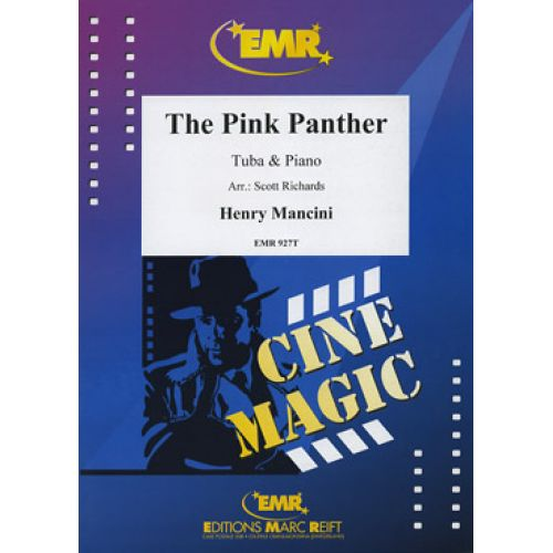 MARC REIFT MANCINI HENRY - THE PINK PANTHER - TUBA & PIANO