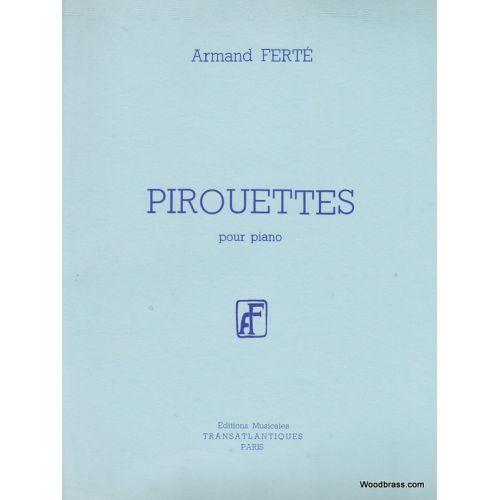 TRANSATLANTIQUES FERTE ARMAND - PIROUETTES