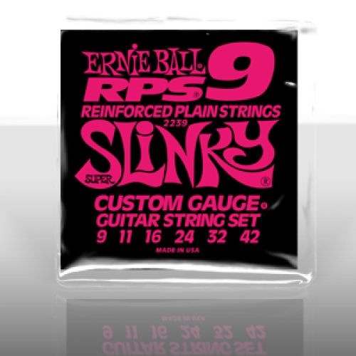 ERNIE BALL RPS 2239 SUPER LIGHT 9 42