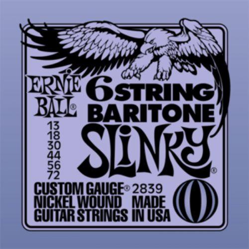 ERNIE BALL EP02839 BARITONE SLINKY 13-72