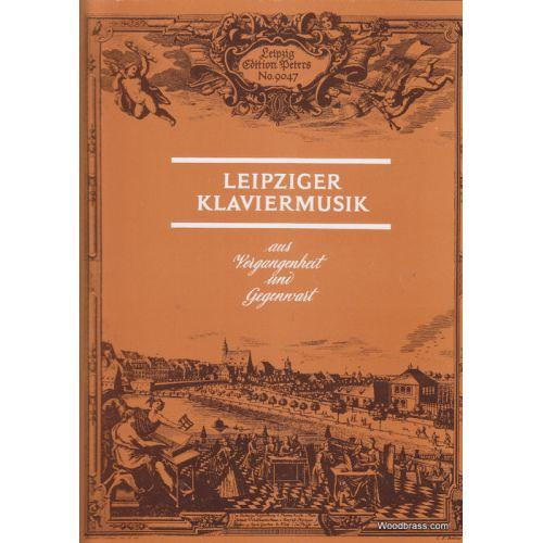 EDITION PETERS LEIPZIGER KLAVIERMUSIK
