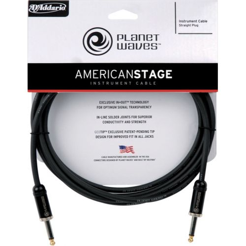D'ADDARIO AND CO AMSG-20 AMERICAN STAGE 6M