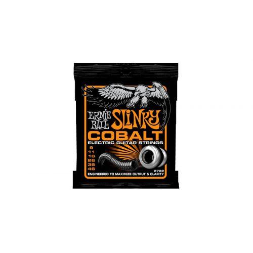 ERNIE BALL COBALT SLINKY 9-46 HYBRID SLINKY